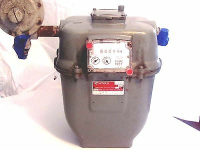 Sensus  S-250 CL-250 CL-275  Gas Meter only, (Side Mount) USED