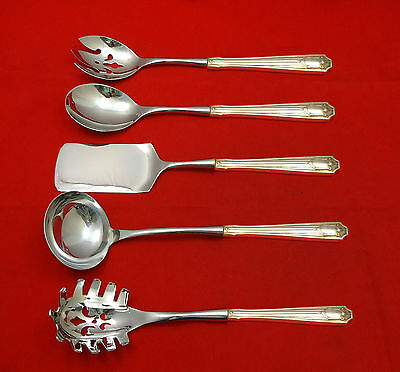 Spotswood by Gorham Sterling Silver Hostess Set 5pc HHWS  Custom Made