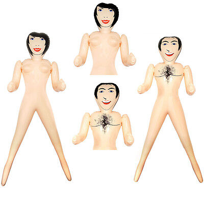 Blow Up Male Female Doll Hen Stag Party Fancy Inflatable Man Woman Adult Prank