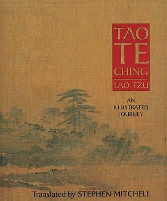 Tao Te Ching: An Illustrated Journey by Lao Zi (English) Hardcover Book Free Shi