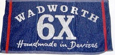 Wadworths 6X Cotton Bar Towel (pp)