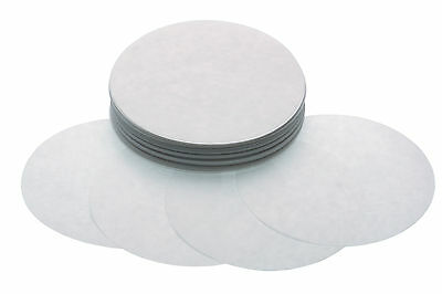 250 Large WAX DISCS Kitchen Craft 1/4lb Burger hamburger  WAXED PAPER DISCS 11cm
