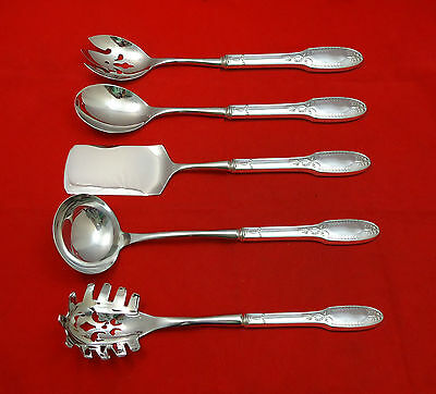 Marie Antoinette by Alvin Sterling Silver Hostess Set 5pc HHWS  Custom Made