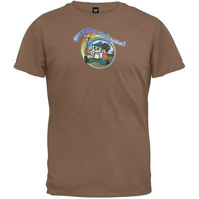 Woodsy Owl - Don't Pollute Adult Mens T-Shirt