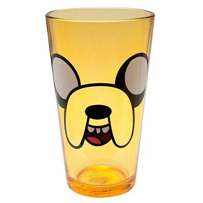 Adventure Time - Jack Face Pint Glass
