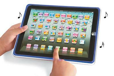 Children's Educational Smart Tablet Learn Letters Words Numbers and Spelling