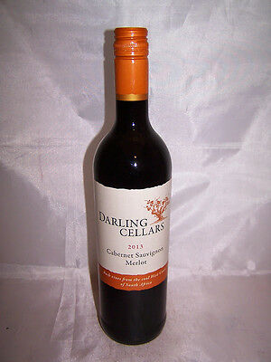 Cabernet Sauvignon – Merlot 75 cl Darling Cellars 2013 Rosso Wine Of South Afric