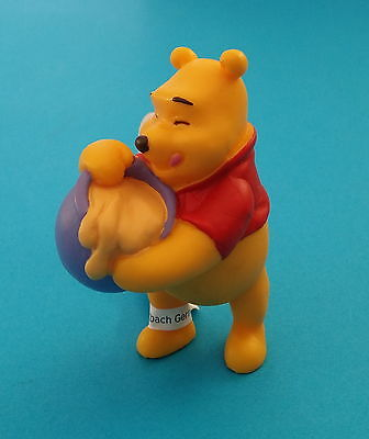 Figurine De Collection Winnie L Ourson Walt Disney Bully Winnie Avec
