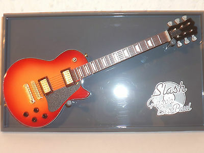 """Collection Guitars of the Stars """"Slash - Gibson Les Paul"""" 17 cm NEW! # 24"""
