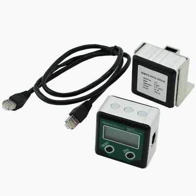 Angle Tilt Sensor/Inclinometer with Remote Display- Pendulum type