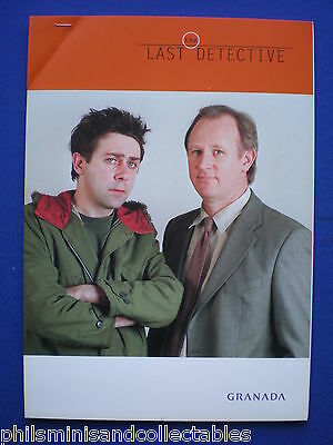 The Last Detective TV Series - UK. Promotional Press Kit 2003
