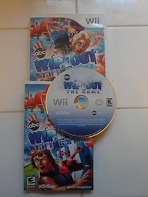 Wipeout: The Game - Complete  (Wii, 2010)