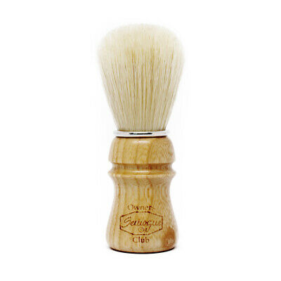 Semogue Owners Club Shaving Brush Premium Boar Ash Wood Handle Edition - SOC