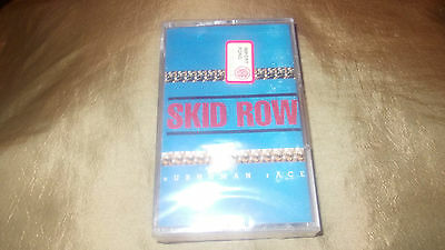 Skid row - Subhuman race K7 Cassette Mc..... New