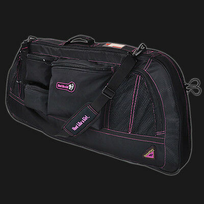 """GAMEPLAN GEAR """"SHOOT LIKE A GIRL"""" BowCase,THE HIGHEST QUALITY!!!"""