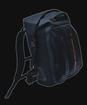GAMEPLAN GEAR ARCHERY 'AMPHIBIAN' Roll-Top Backpack,THE HIGHEST QUALITY!!!