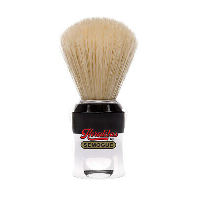 Semogue Excelsior 610 Shaving Brush - Black Edition