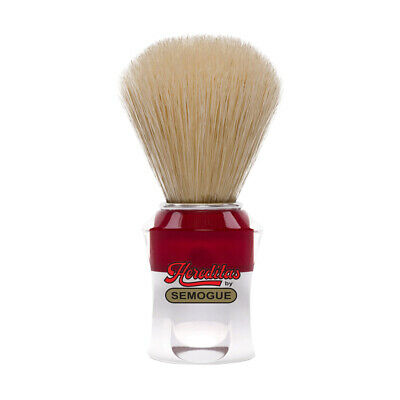 Semogue Excelsior 610 Shaving Brush - Red Edition