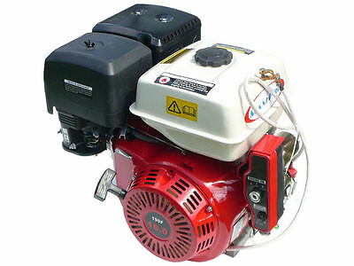 16hp Electric Start Stationary Petrol Engine