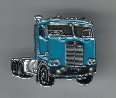 Kenworth Cabover Cap Or Jacket Pin - Badge