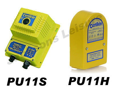 Certikin Swimming Pool Pu11S And Pu11H Underwater Light Transformer