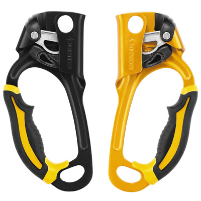 Petzl Ascension Handled Jumar Jammer Rope Access Arborist Tree Climbing Rock