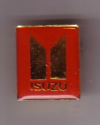Isuzu Cap Or Jacket Pin - Badge