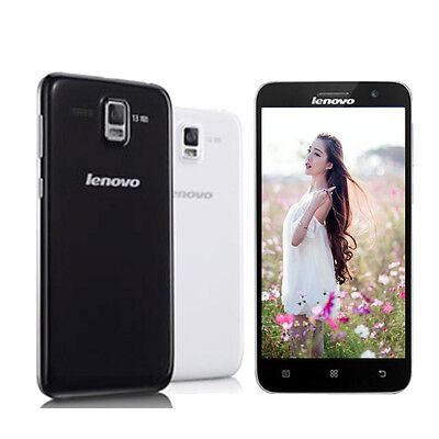 """Unlocked Lenovo A806 LTE 4G 5.0"""" HP IPS Qcta Core Android 4.4 2G/16G Smartphone"""