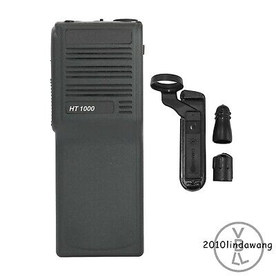 Replacement Case Housing for Motorola HT1000 Portable Radio with Connector