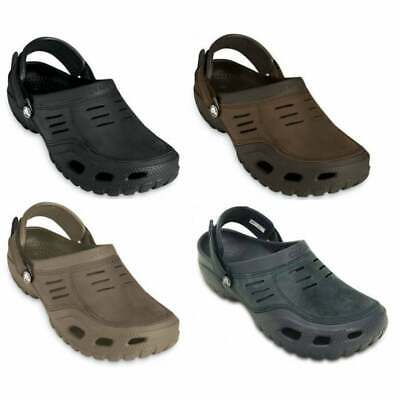 Crocs Yukon Sport Mens Clogs All Sizes in Various Colours