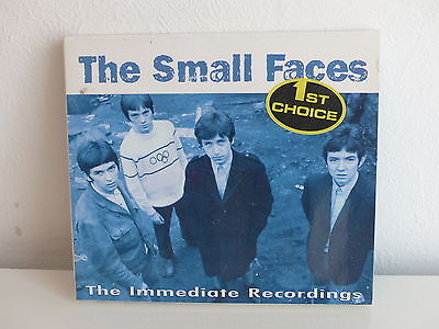 CD ALBUM  THE SMALL FACES Immediate recordings WX027