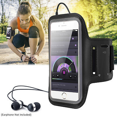 Avantree Trackpouch Sports Armband Case For iPhone X 8 7 Plus 6 Galaxy Note 8 S8