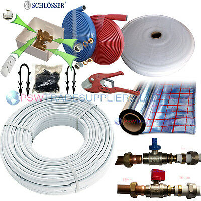 Under Floor Heating Kit  Water 20m2