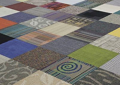 Interface | Flor Assorted Carpet Tile Flooring Covers 322 Square Feet