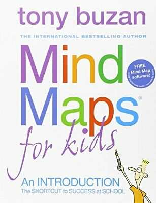 Mind Maps for Kids: An Introduction-Tony Buzan