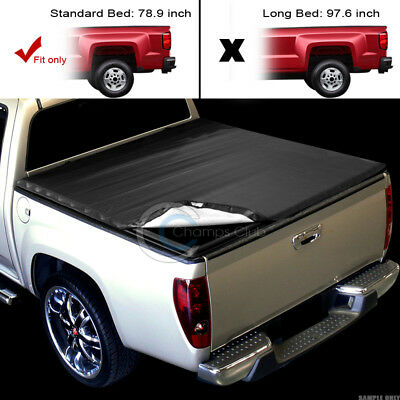 """Snap-On Tonneau Cover 04-14 FORD F150 REGULAR/SUPER/SUPERCREW CAB 6.5 ft 78"""" BED"""