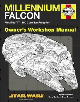Millennium Falcon Owners Workshop Manual-Ryder Windham