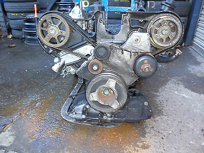 *audi A6 C5 2.5 Tdi 1998-2005 Engine Block & Two Cylinder Head Spares Only - Ake