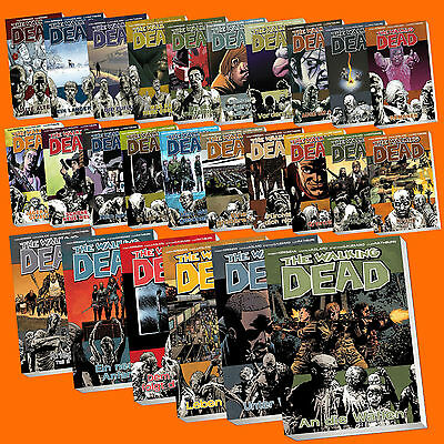 Set: THE WALKING DEAD Band 1-26 | Alle Bände | Comic Comics Deutsch (Buch)