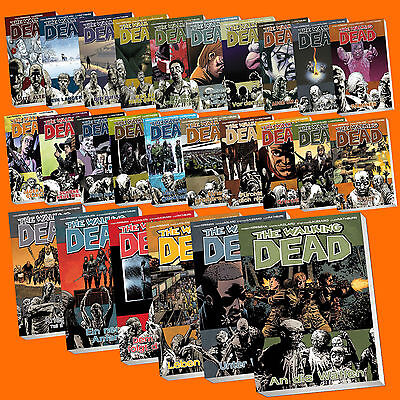 Set: THE WALKING DEAD Band 1-30 | Alle Bände | Comic Comics Deutsch (Buch)