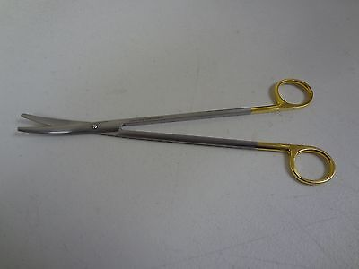 "T/C Metzenbaum Scissors Curved 7"" German Stainless Steel CE Surgical"