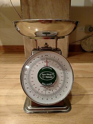 Yamato SM(N) 30lbx2oz Mechanical Accu-Weigh Scale (Factory Sealed)