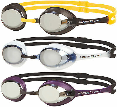 Speedo Merit Mirror Swimming Goggles