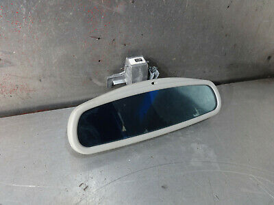 Renault Megane 225 2003-2008 Rear View Mirror Inc Sensor Tested