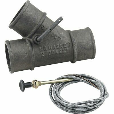 Mr. Gasket 5424 Exhaust Cutout w/Cable