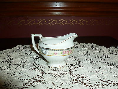 "W. H. Grindley China ""The Victory"" Creamer"