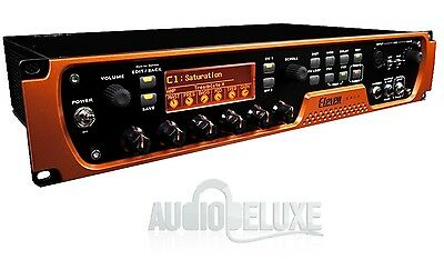 Avid Eleven Rack Guitar Processor Brand New With Expansion Pack Pre-Installed