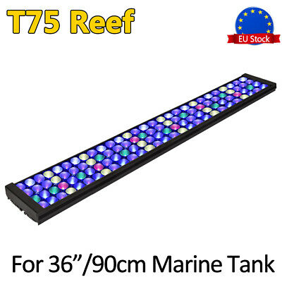 "DSunY 48""4ft Wifi Dimmable  Aquarium marine Light LED reef coral lamps fish tank"