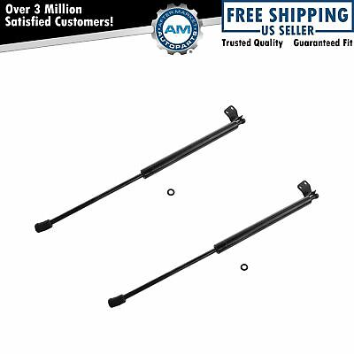 Liftgate Glass Support Rear LH Driver /& RH Passenger Pair for Ford Excursion 4WD