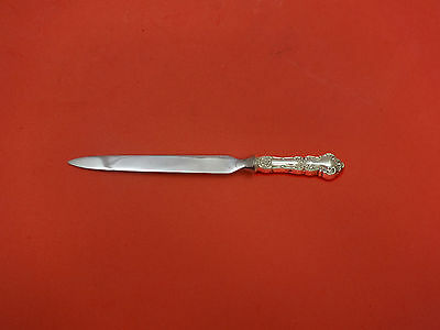 Meadow Rose By Wallace Sterling Silver Letter Opener Hhws Custom Made Approx. 8""